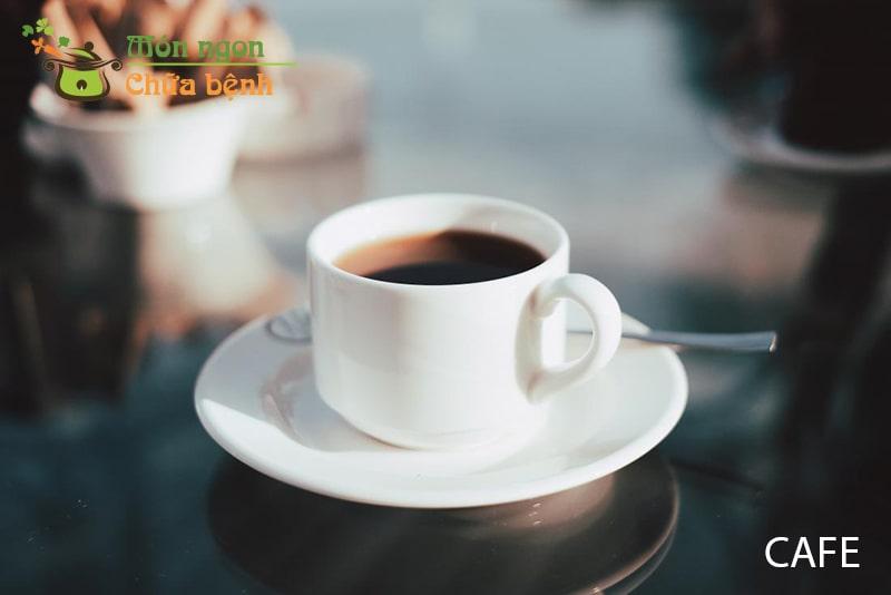 Uống nhiều cafe sẽ làm giảm nhu cầu sinh lý nam