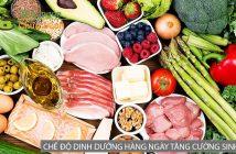 Những thực phẩm tăng cường và suy giảm sinh lý bạn cần biết