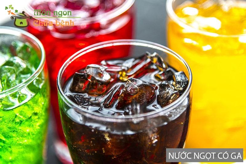 Nam giới uống nhiều nước ngọt có ga có thể bị yếu sinh lý