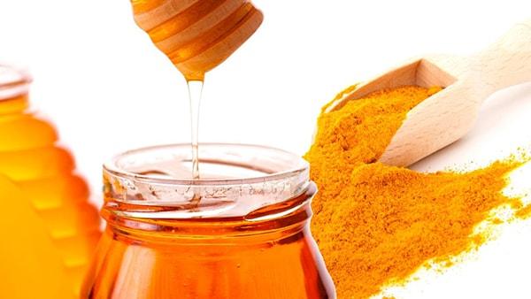 Nghệ và mật ong giúp chống loét dạ dày