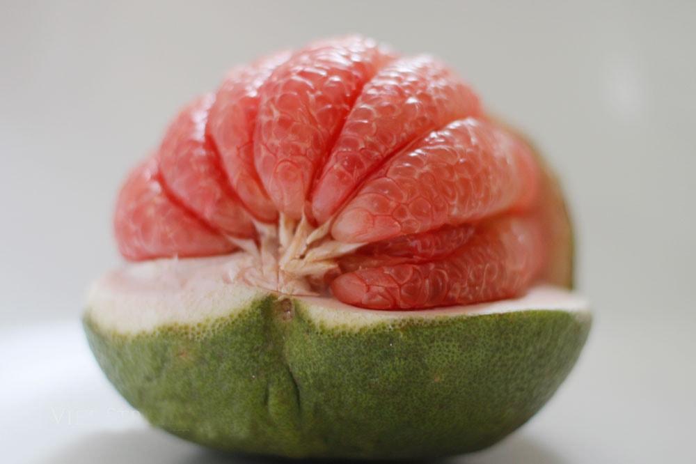 Công dụng thần kỳ của quả bưởi với sức khỏe vào mùa đông