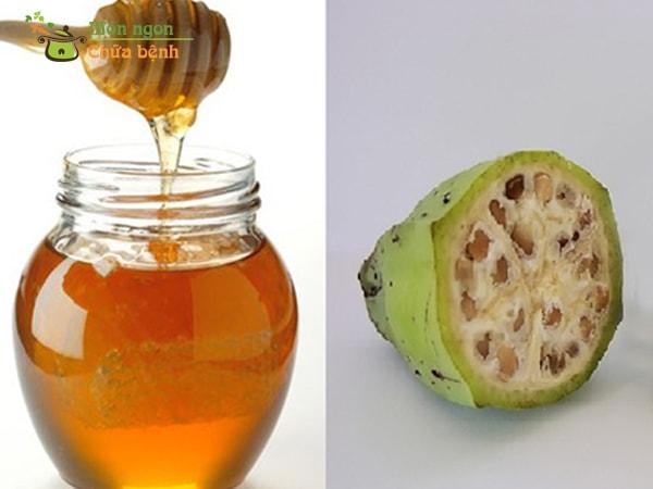 Chữa đau dạ dày bằng mật ong và chuối hột