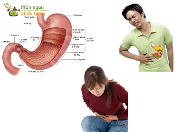 Người bị đau dạ dày nên ăn gì và kiêng ăn gì?