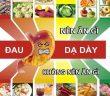 10 món ăn bổ dưỡng tốt cho người bị đau dạ dày
