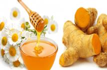 Chữa đau dạ dày bằng nghệ và mật ong thế nào là hiệu quả?