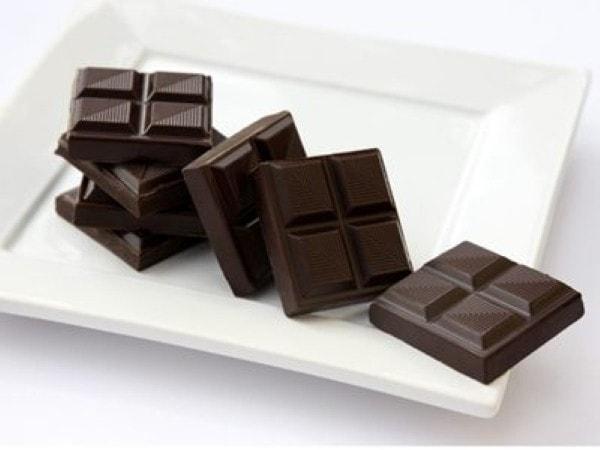 Ăn nhiều sô cô la đen có tác dụng tăng gấp đôi số lượng tinh trùng
