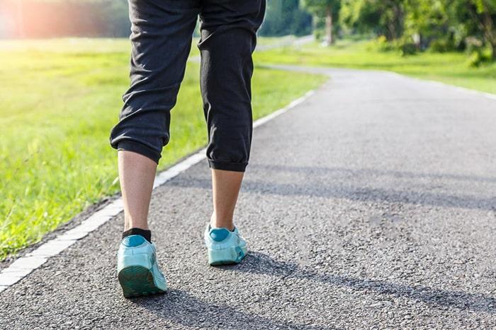 Tập thể dục thường xuyên giúp hạn chế mắc bệnh gan nhiễm mỡ