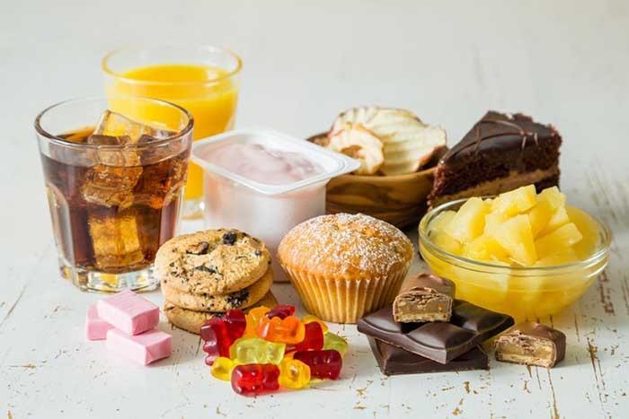 Thực phẩm nhiều đường cũng là nguyên nhân gây bệnh gan nhiễm mỡ