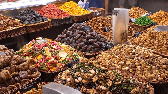 Ăn nhiều trái cây khô cũng là nguyên nhân dẫn đến gan nhiễm mỡ