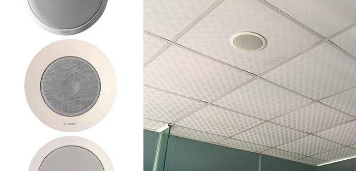 Top 3 chiếc loa âm trần 6w Bosch được ưa chuộng nhất hiện nay