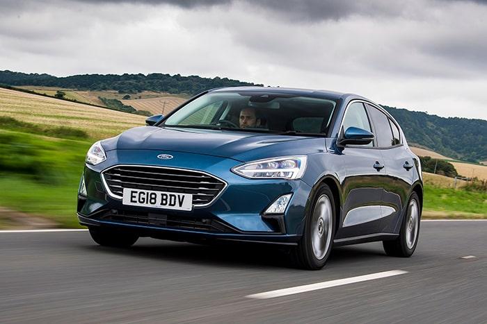 Ford Focus là dòng xe phân khúc hạng C