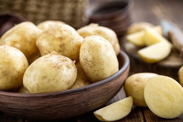 Khoai tây là thực phẩm giàu dinh dưỡng
