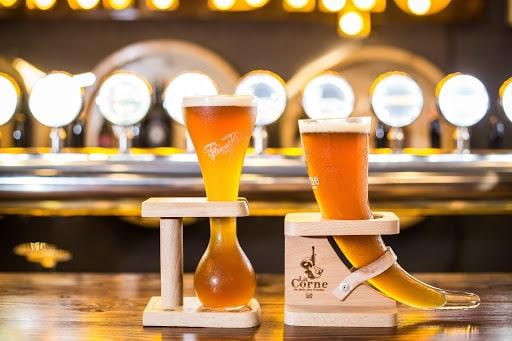Mỗi hương vị bia thủ công lại mang đến một cảm nhận khác nhau