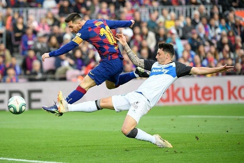 Nhận định bóng đá thành tích đối đầu của Alaves vs Barcelona
