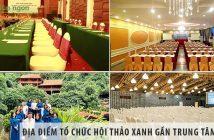 Top 4 địa điểm tổ chức hội thảo xanh gần trung tâm Hà Nội